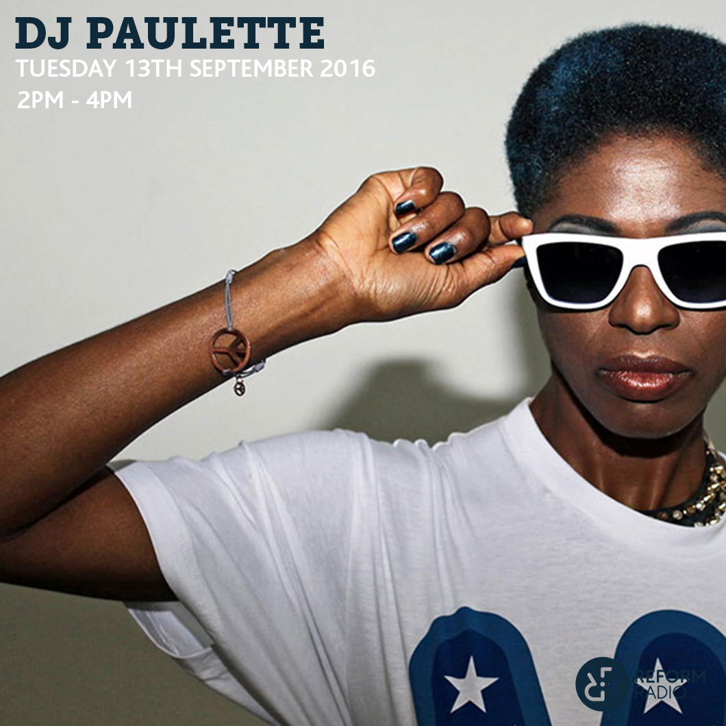 DJ Paulette 13th September 2016