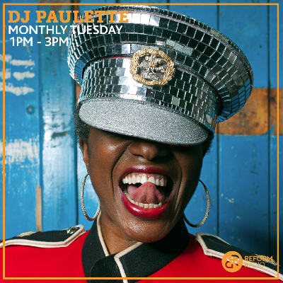 PAULETTE TAKEOVER REFORM RADIO – 31ST JAN 2017